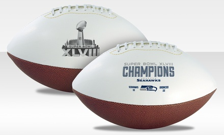 Groupon: SuperBowl Champion De...