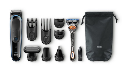Braun Multigrooming-Set MGK3080 – 9-in-1 Trimmer (Sie sparen: 47%)