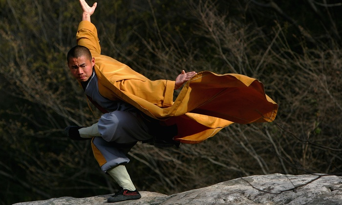 Orange County Shaolin Temple Cultural Center - Orange County Shaolin Temple Cultural Center: 5 or 10 Chinese Martial Arts Classes for Adults at Orange County Shaolin Temple Cultural Center (Up to 80% Off)