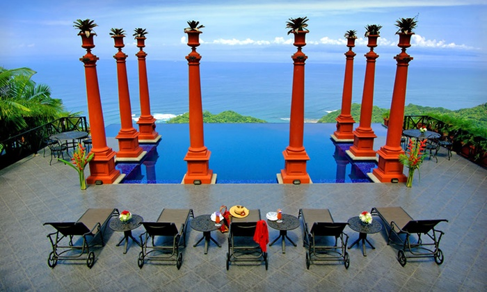 Zephyr Palace - Jaco, Costa Rica: Three-, Four-, or Five-Night Stay for Two at Zephyr Palace on Costa Rica's Pacific Coast