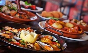 Basque Tapas & Wine: Seven-Course Spanish Degustation and Sangria for Two ($49) or Six ($139) at Basque Tapas and Wine (Up to $342 Value)