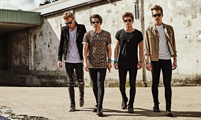 The Vamps - Nokia: The Vamps at Club Nokia on Saturday, August 8, at 7 p.m. (Up to 49% Off)