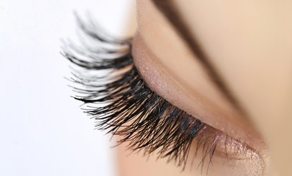 image for Set of Silk or Set of Faux Mink <strong>Eyelash Extensions</strong> w/ Optional Two-Week Fill at House of iLashes (Up to 56% Off)