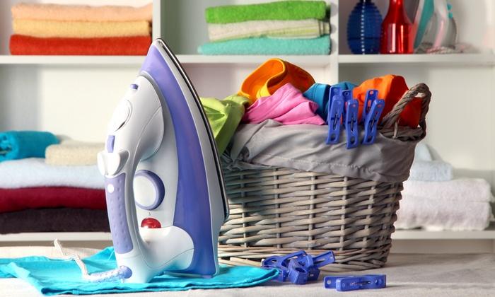 Lavanderia Milu - Lavanderia Milu: Servizio di lavaggio e stiratura di 10 o 18 capi da 9,99 €