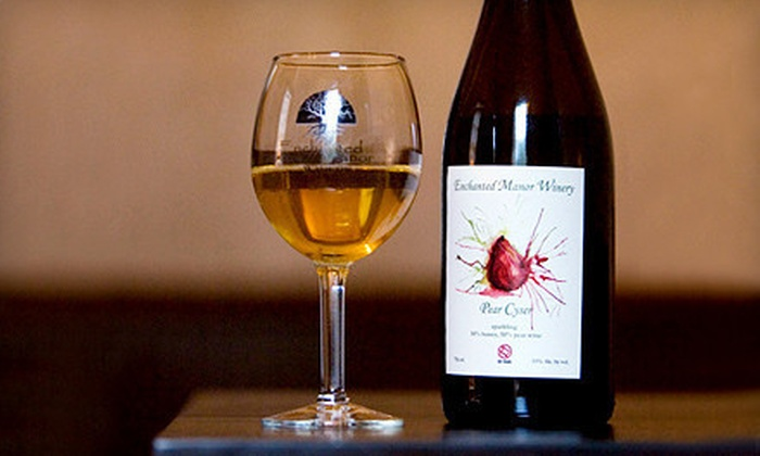 Texas Mead Fest - Holly Acres: Texas Mead Fest Outing for Two, Four, Six, or Eight on Saturday, September 22, from Enchanted Manor Winery (Half Off)