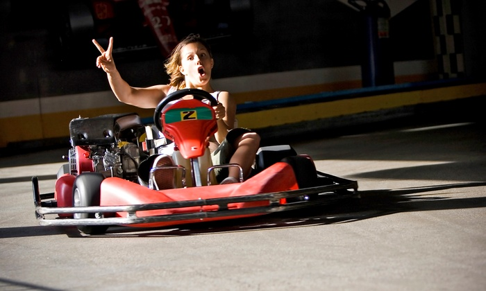 Stratford Speedway - Stratford: Four Go-Kart Rides for Two, Four, or Six at Stratford Speedway (46% Off)