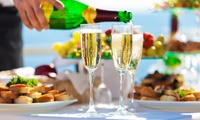 Bubbly Buffet Breakfast from R119 for Two at Table Thirteen