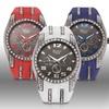 Geneva Platinum Phenom Men's Watch