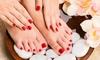 EG NAILS 23 - Moncalieri (TO): 3 sedute di bellezza per mani e piedi o in più 3 massaggi total body da 19 €