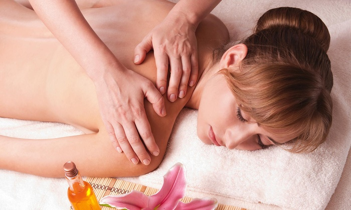 Jenifer Ezell at Crush Salon And Spray U Tan - Mentor: Up to 67% Off Relaxation Massage at Jenifer Ezell at Crush Salon And Spray U Tan