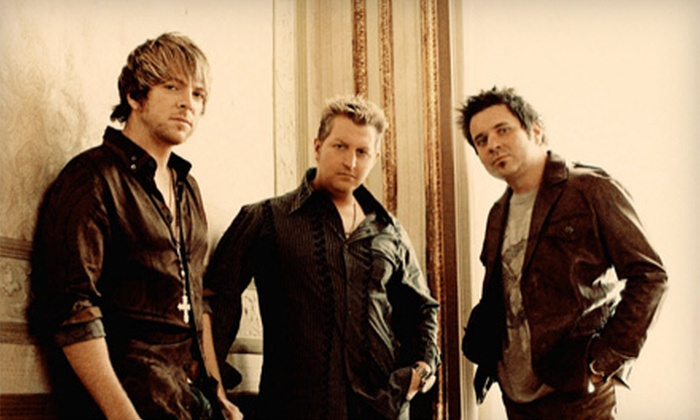 Rascal Flatts - Riverside: $32 to See Rascal Flatts with The Band Perry at Spokane Arena on January 24 at 7:30 p.m. (Up to $64.75 Value)