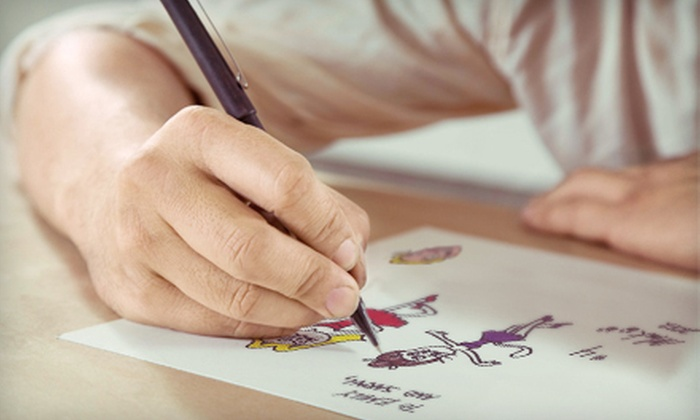 I Want To Draw Some Pets For You: One or Two Hand-Drawn Pet Pictures from I Want To Draw Some Pets For You (Up to 56% Off)