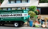 Rubbish Works - Louisville: 4 or 8 Cubic Yards of Junk Removal from Rubbish Works (Up to 55% Off)