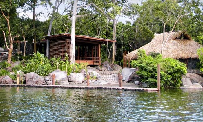 Jicaro Island Ecolodge - Granada Isletas, Nicaragua: 3-, 4-, or 5-Night Stay for Two in a Private Casita with Meals at Jicaro Island Ecolodge in Granada Isletas, Nicaragua