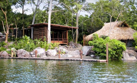 3-, 4-, or 5-Night Stay for Two in a Private Casita with Meals at Jicaro Island Ecolodge in Granada Isletas, Nicaragua