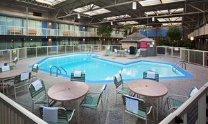 Stay At Park Inn By Radisson Clarion Pa. Dates Into December.