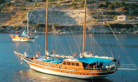 ✈Caicco in Turchia: Volo A/R più 7 notti in pensione completa