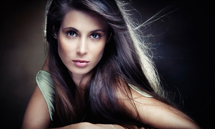 Salon Spin - Lexington-Fayette: One, Two, or Three Keratin Hair-Smoothing Treatments at Salon Spin (Up to 64% Off)