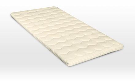 viskoelastische matratzenauflage groupon goods. Black Bedroom Furniture Sets. Home Design Ideas
