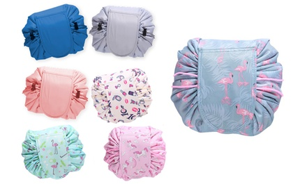 One or Two Travel Luggage Cosmetic Drawstring Bags