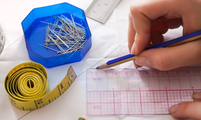 A-technical College - Downtown Los Angeles: 4-Week Sewing Fundamentals Class from A-Technical College (55% Off)