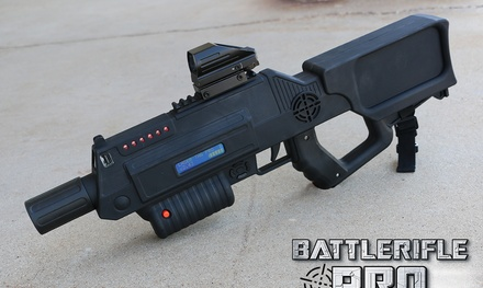 Up to 58% Off Laser Tag at Richmond Underground Gaming Center