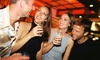 Mardi Gras Eh! - Multiple Locations: Bar-Crawl Admission for Two or Four on February 28 from Mardi Gras Eh! (Up to 52% Off)