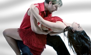 Dance Makers: Private and Group Lesson Package or Five Group Classes at Dance Makers (Up to 77% Off)
