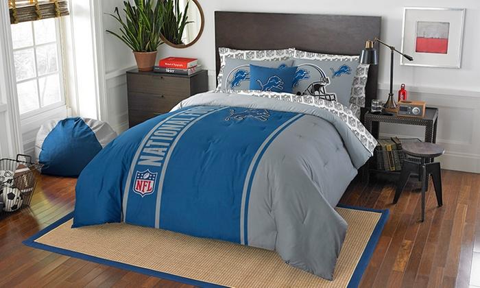 NFL 5- or 7-Piece Bedding Sets