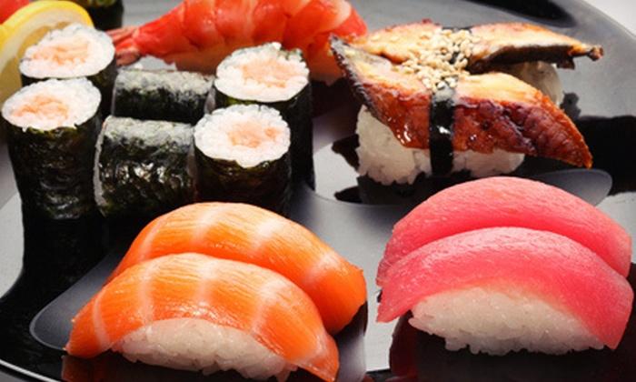 Mika Japanese Cuisine & Bar - Downtown: Japanese Food and Drinks at Mika Japanese Cuisine & Bar. Two Options Available.
