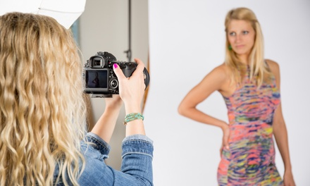 $225 for a Modeling Boot Camp and Photo Shoot at Ambiance Models and Talent ($475 Value)