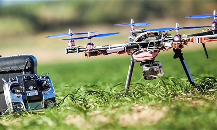 National Drone School: $5 for an Online UAV Flight-Training Course with Certificate from National Drone School ($199 Value)
