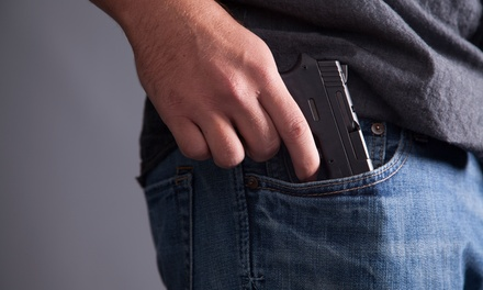 $145 for a Multi-State Concealed-Carry-Permit Course at CCW USA ($240 Value)