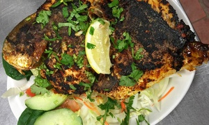 Spice Grill: Indian Food for Pickup at Spice Grill (Up to 40% Off). Option to Order Online.