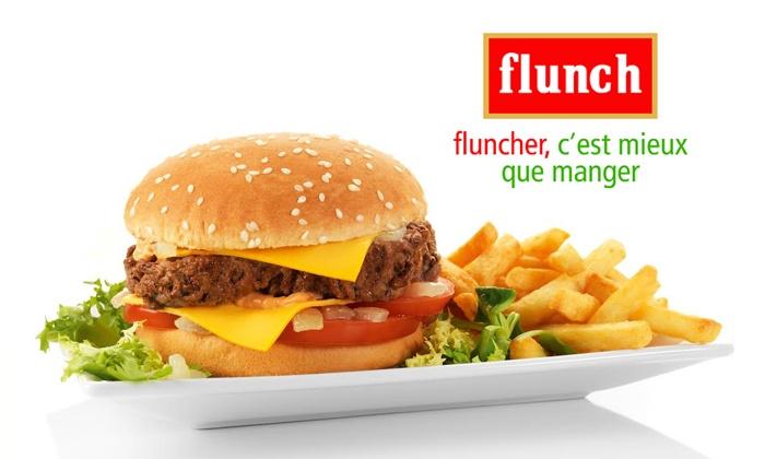 Grand Paris : chez flunch, pour 1€ seulement, bénéficiez de 10€ de réduction sur l'addition, le soir !*