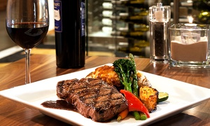 XS Lounge and Grill: Contemporary Bistro Meal for Two or Four at XS Lounge and Grill (Up to 39% Off)