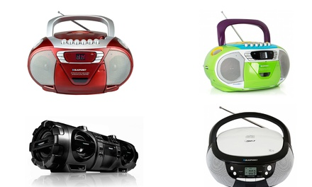 Blaupunkt Boom-Boxen oder CD- und Kassettenradio im Modell und in der Farbe nach Wahl  (Stuttgart)