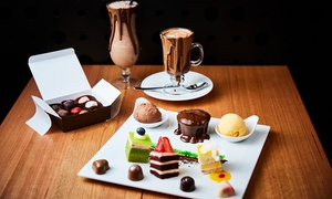 Chokolait: Chef's Spring Dessert Platter for Two ($35) or Four ($68) at Chokolait, CBD (Up to $169 Value)