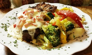 Samee's Pizza Getti: $12 for $20 Worth of Pizza and Italian Food at Samee's Pizza Getti