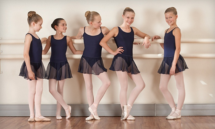 Dancing on the Edge NJ - River Edge: 10 or 20 Ballet, Tap, or Jazz Dance Classes at Dancing on the Edge NJ (Up to 67% Off)