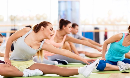 10 Women's Classes or 30 Days of Unlimited Women's Fitness Classes at Ladies Fitness & Wellness (Up to 78% Off)