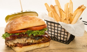 Up to 50% Off American Cuisine at Seasons Tavern at Seasons Tavern, plus 9.0% Cash Back from Ebates.