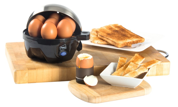 Neo Egg Boiler, Poacher and Steaming Machine for £10 (83% Off)