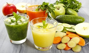 YoYo Juice: $12 for Two Groupons, Each Good for $10 Worth of Juices, Smoothies, and Wraps at YoYo Juice ($20 Value)