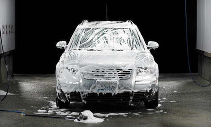 Hesperian 100% Hand Carwash - Lower Bal: $19 for a Platinum Car Wash with Rain-X at Hesperian 100% Hand Carwash in San Leandro (Up to $39.99 Value)