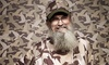 A Night With A&E's Duck Dynasty Willie, Korie, Si & Al Robertson - Columbus North High School: A Night With A&E's Duck Dynasty: Willie, Korie, Si & Al Robertson on Saturday, August 23 (Up to 39% Off)