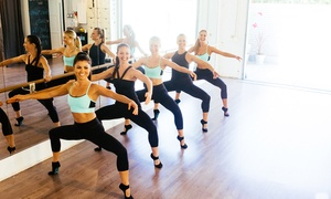 Xtend Barre: One Month of Unlimited Classes for One or Two, or 5 or 20 Drop-in Classes at Xtend Barre (Up to 62% Off)