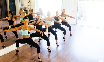 One Month of Unlimited Classes for One or Two, or 5 or 20 Drop-in Classes at Xtend Barre (Up to 59% Off)