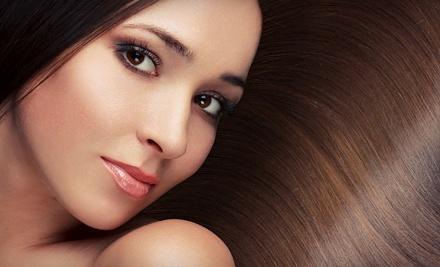2-Hour Hair-Smoothing Package - Salon Indigo Aveda in Fraser