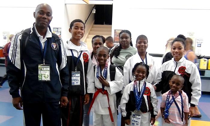 OKINAWA KARATE KOBUDO KAI - Elmont: Up to 82% Off Karate Classes at Okinawa Karate Kobudo Kai
